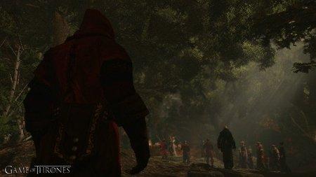 'Juego de Tronos', nuevas capturas del RPG de Cyanide