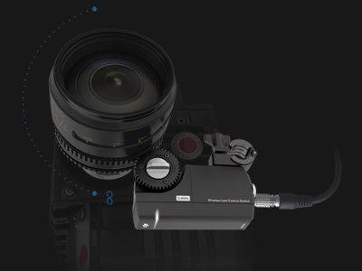 DJI Focus nos permite cambiar enfoque o apertura en cámaras remotas, como la de los drones