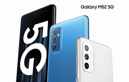 Los Samsung Galaxy M22 y M52 5G llegan a España con descuento por compra anticipada: precios y disponibilidad oficiales