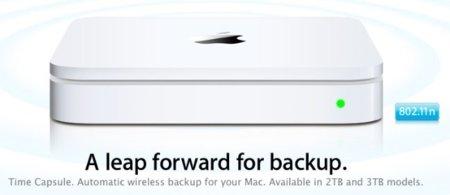 Apple lanza discretamente el nuevo Time Capsule de 3 TB y retoca la web del Airport Extreme sin apuntar a novedades