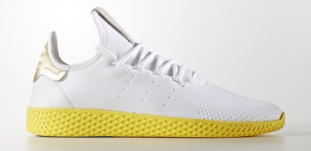 The Tennis Hu La Nueva Colaboracion De Pharrell Con Adidas Que Suma Color A Lo Simple