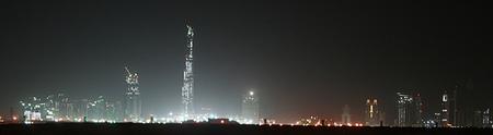 Rascacielos en paro