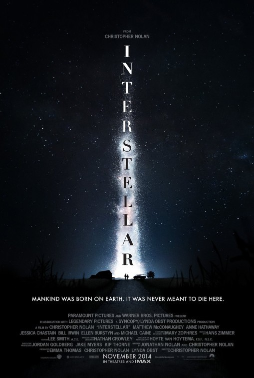 Foto de Carteles de 'Interstellar' (1/7)