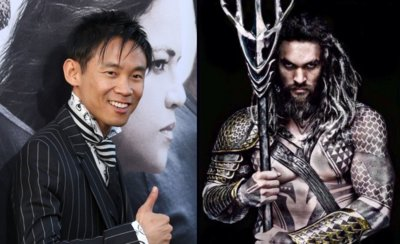 James Wan dirigirá 'Aquaman' y 'Robotech'