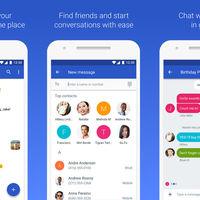 La aplicaciones de Mensajes en Android adelgaza, añade llamadas con Duo y soporte para Dual SIM