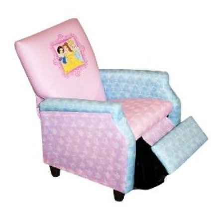 sillon descanso princesas