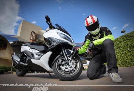 Kymco continuará ofreciendo seguro de robo gratis en todas sus motos durante el 2015