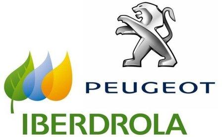 Nueva unión de impulso al eléctrico: Peugeot e Iberdrola
