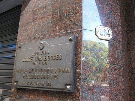Siguiendo los pasos de Borges en Buenos Aires
