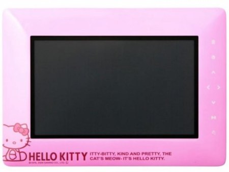 Marco de fotos digital de Hello Kitty