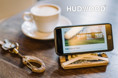 Hudwood: artículos de madera eco-friendly para el hombre minimalista