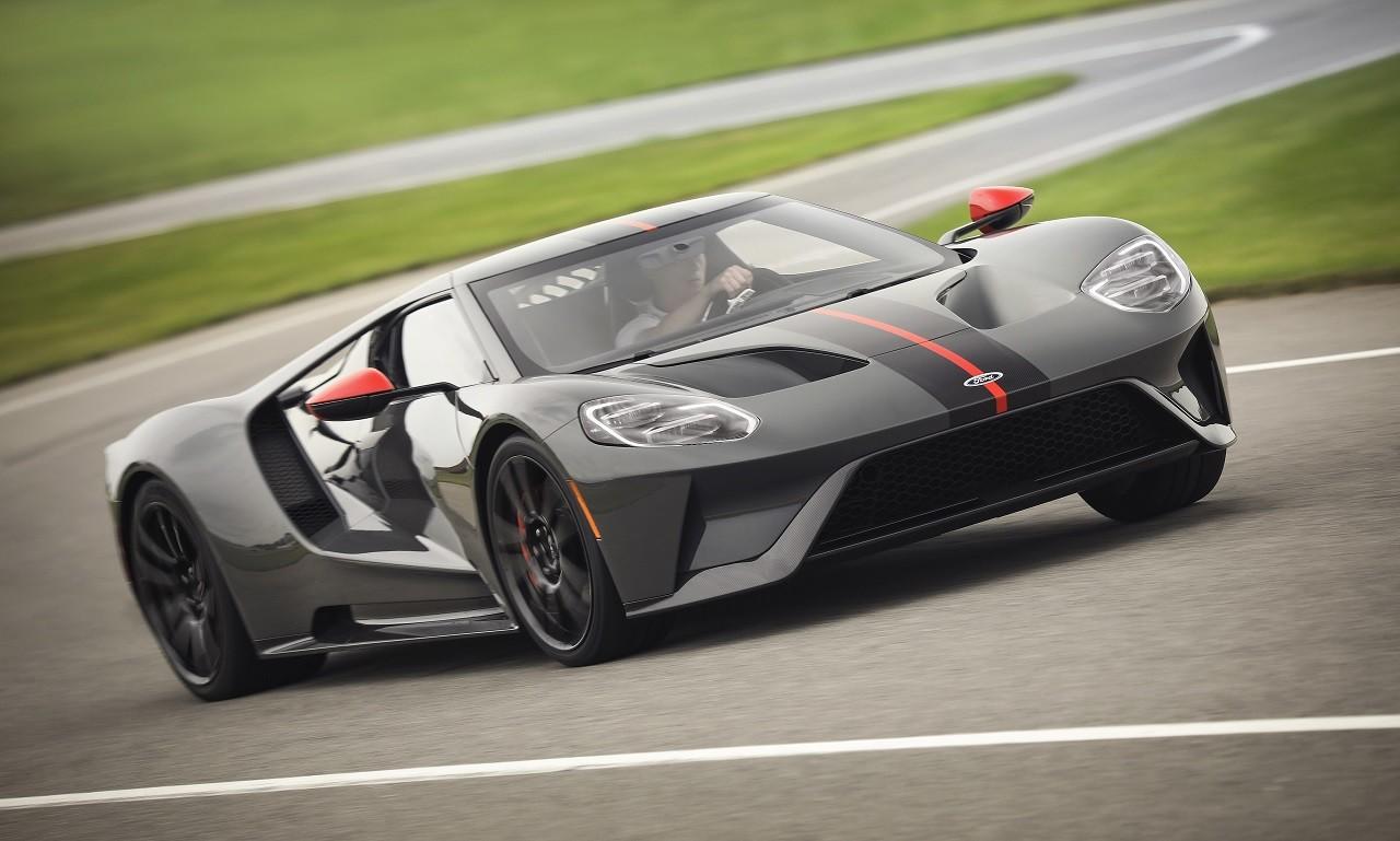 Foto de Ford GT Carbon Series (7/11)