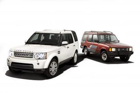 Land Rover Discovery, 20 años dando guerra