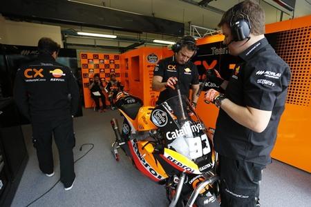 Equipo Catalunya Caixa de Moto2