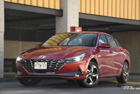 Hyundai Elantra 2022 Opiniones Prueba Mexico 2