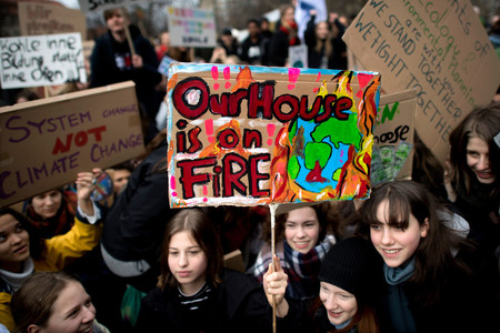 Fridaysforfuture Climate Protest 5