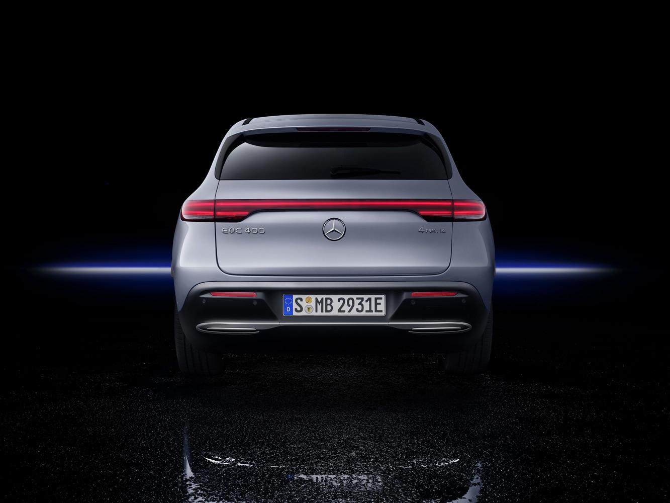 Foto de Mercedes-Benz EQC 2019 (48/74)
