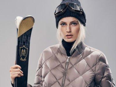 ¿Te vienes a Baqueira? Comienza la temporada de ski con la colección aprés ski de Massimo Dutti