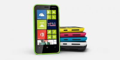 El Lumia 620 llega también a Vodafone desde cero euros