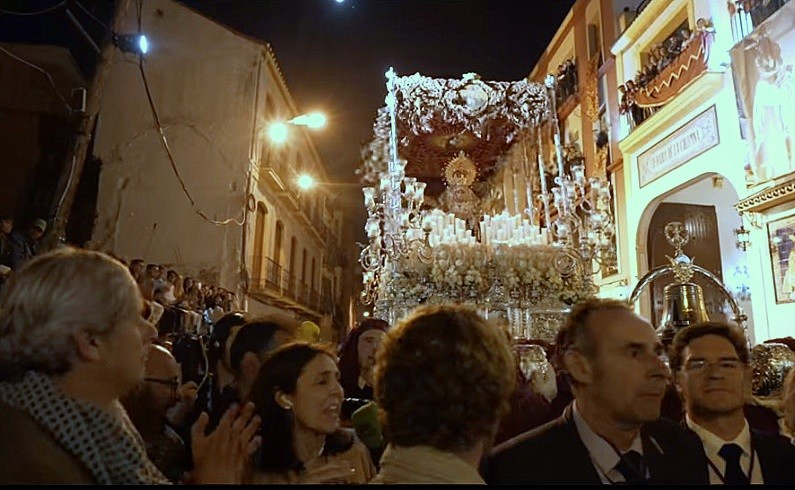 Vídeos inspiradores: los tronos de Semana Santa