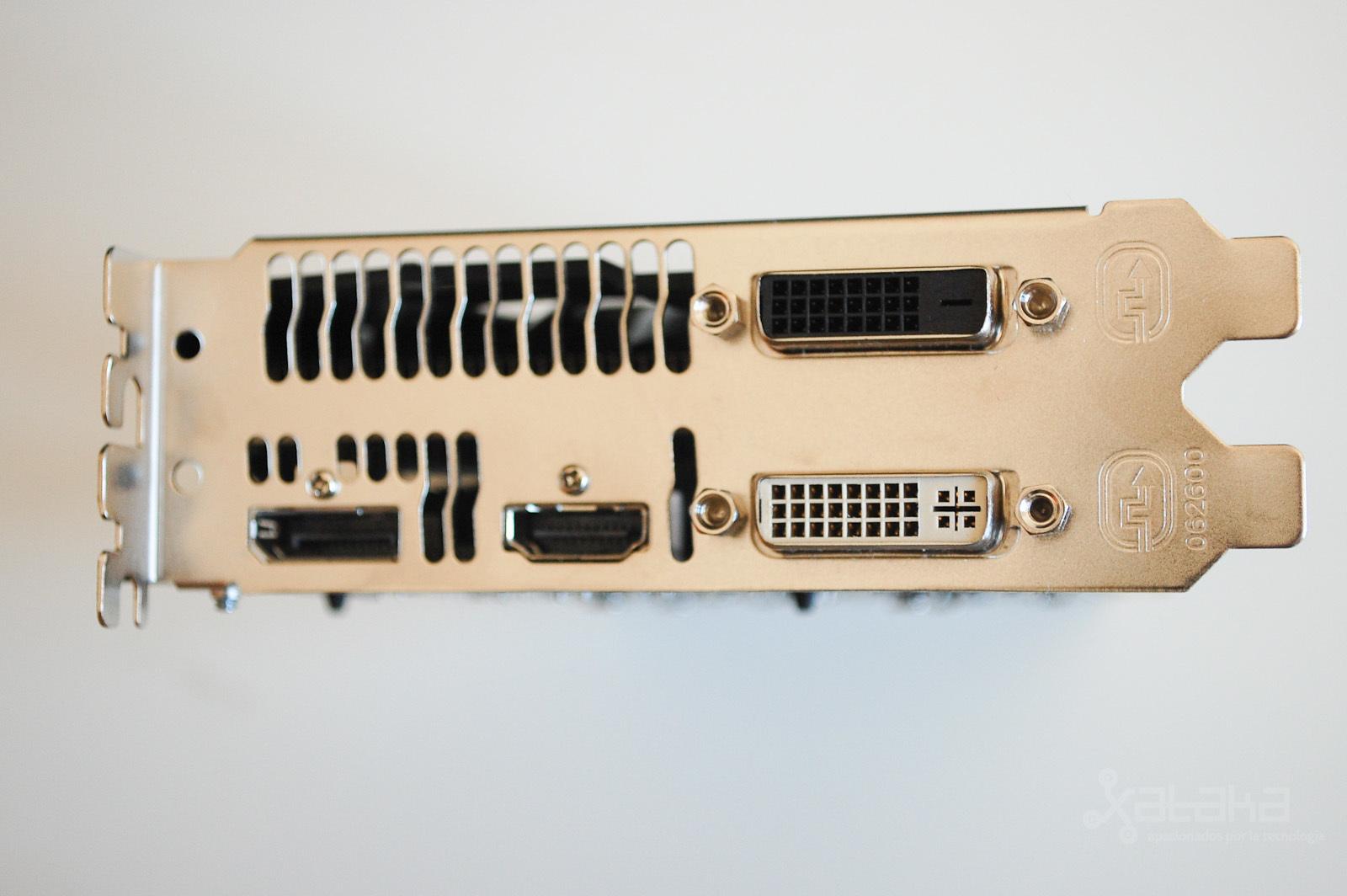 Sapphire AMD 7790, fotografías del análisis