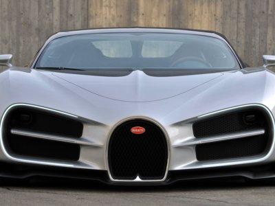 Bugatti Chiron: Así comenzó el desarrollo de la creación más reciente de la casa francesa