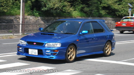Así son los coches en Japón (parte 3)