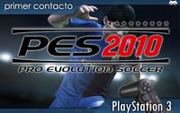 'PES 2010': primer contacto