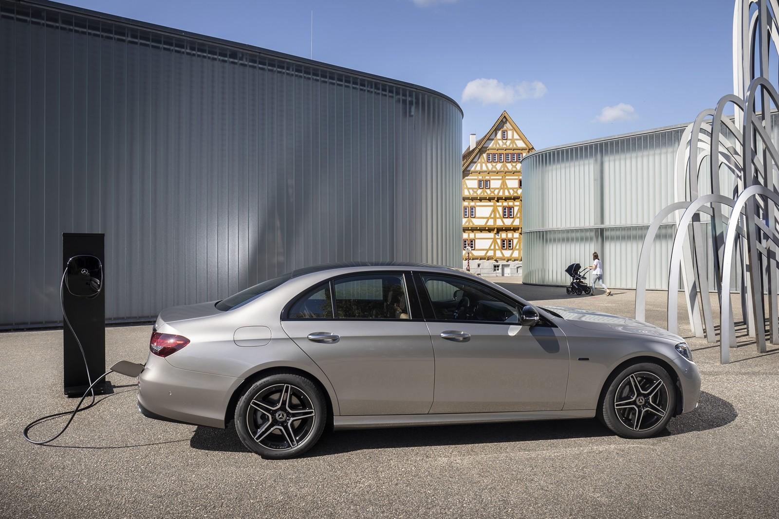 Foto de Mercedes-Benz Clase E 2020, prueba contacto (47/135)