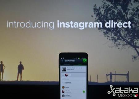 Llegan los inbox a Instagram con Instagram Direct
