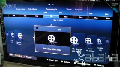 Televisor LED Samsung Serie 8, lo hemos probado