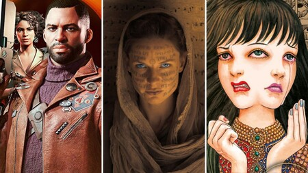 13 estrenos y lanzamientos imprescindibles para el fin de semana: 'Dune', 'Deathloop', Junji Ito y mucho más