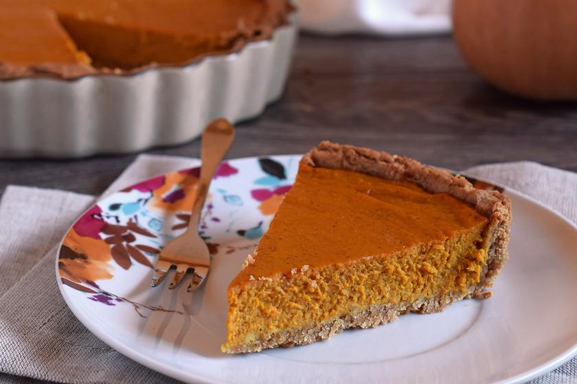 Receta de tarta de calabaza, el postre imprescindible del otoño
