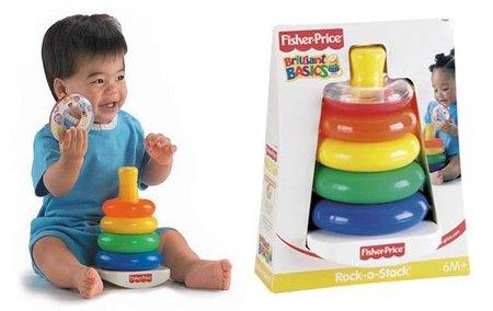 Ayudando a los Reyes Magos: los mejores juguetes de 6 a 9 meses