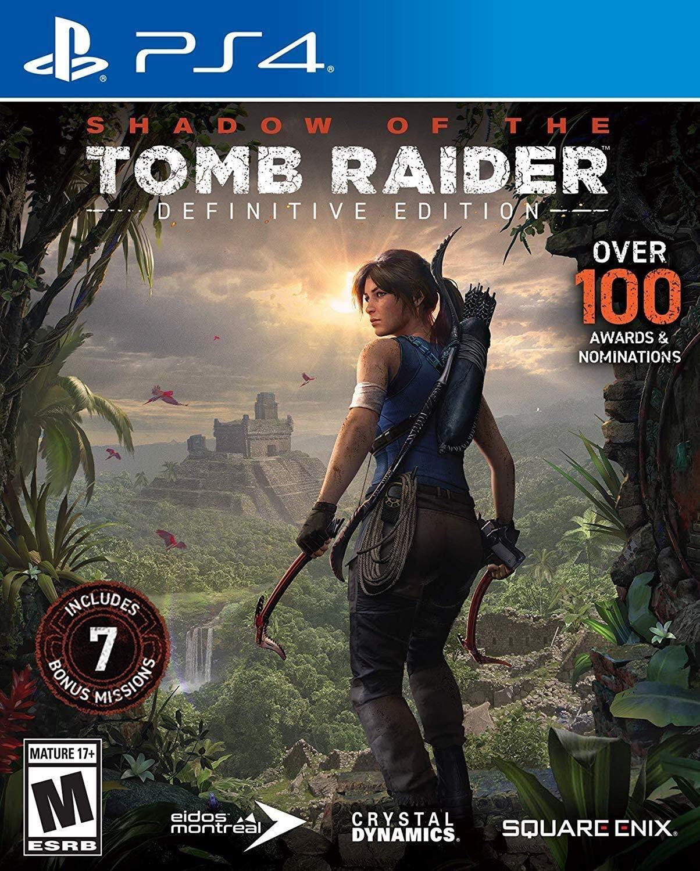 Shadow of The Tomb Raider: Edición definitiva - PlayStation 4