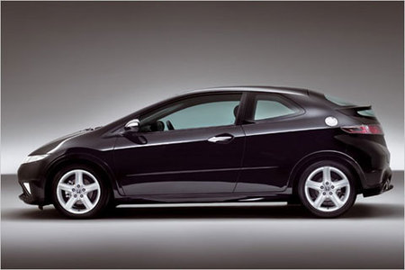 2009 Honda Civic Type S