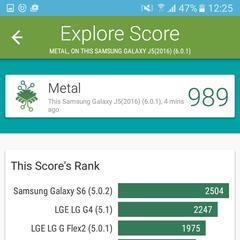 Foto 14 de 16 de la galería benchmarks-samsung-galaxy-j5-2016 en Xataka Android