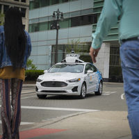 Los coches autónomos tendrán vida útil de sólo 4 años, según Ford