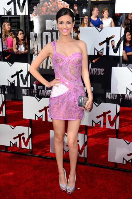 Victoria JusticeMTV Awards 2014