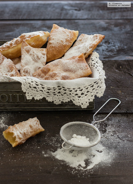 La España de carnaval sabe a tradición: estos son los nueve dulces más populares