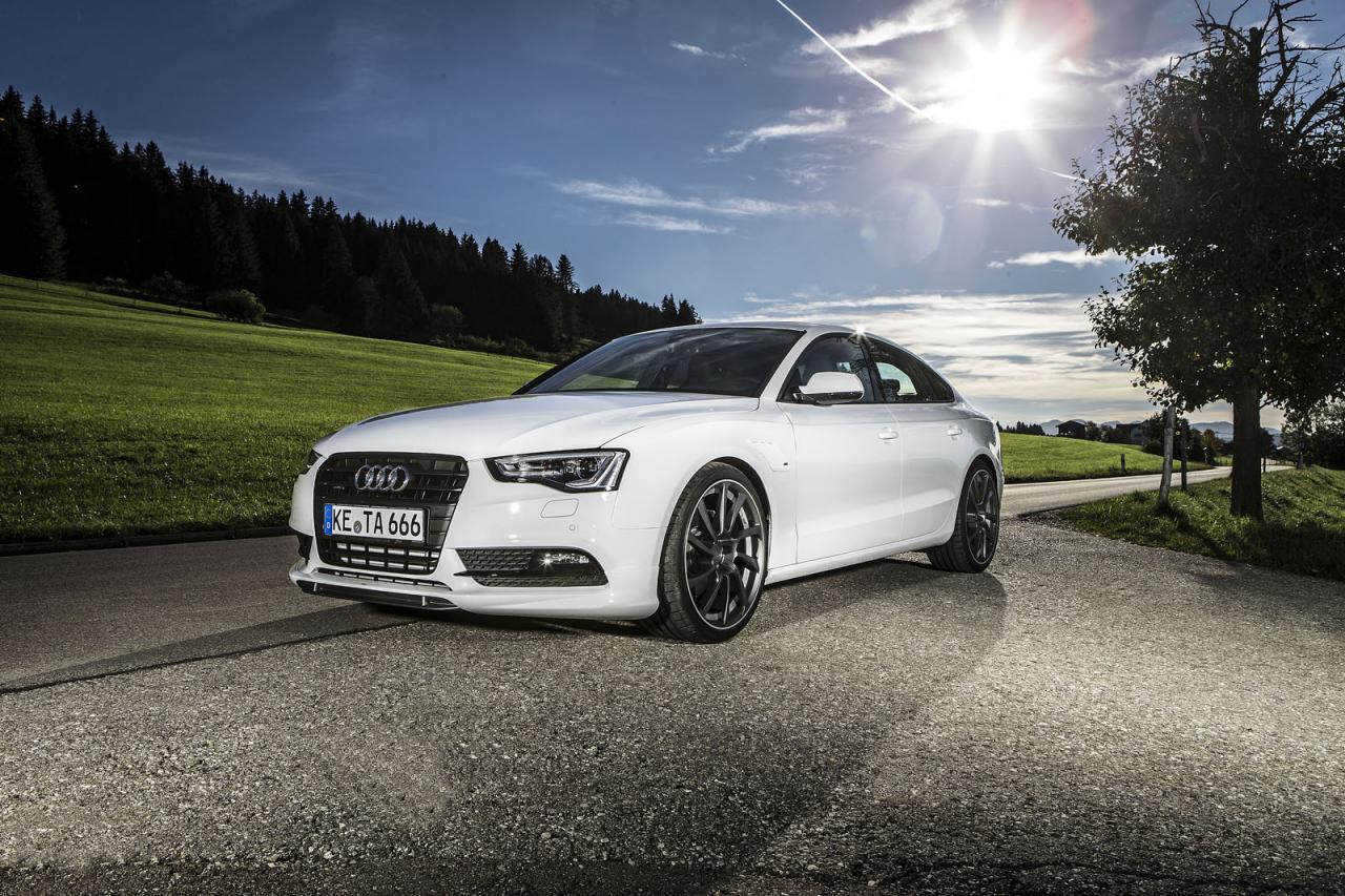 Foto de ABT Audi A5 Sportback (1/12)