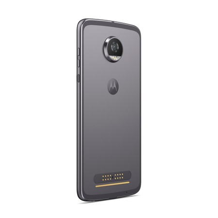Moto Z2 Play Backangle Lunargray