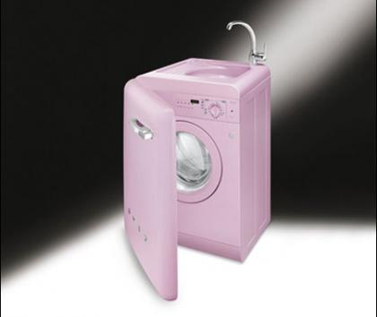 Novedades Bombinas: lavadora con fregadero y minifrigorífico