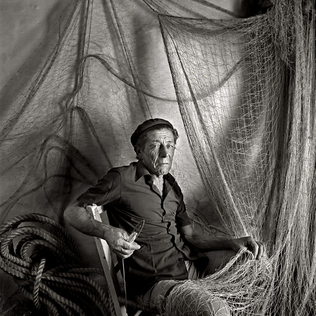 Rota 1986 Retrato A Manuel Cabeza