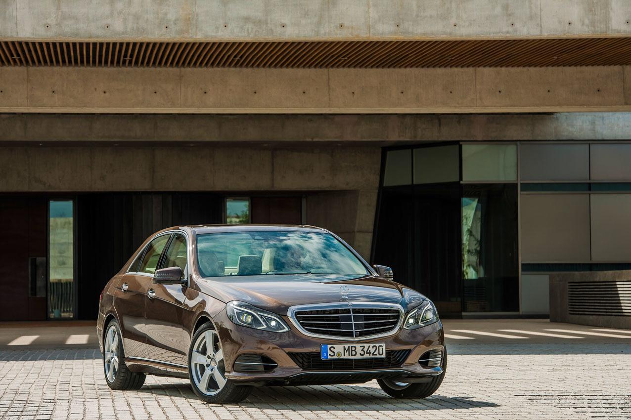 Foto de Mercedes-Benz Clase E 2013 (10/61)
