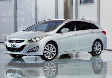 El Hyundai i40 CW sólo tendrá un motor diesel en España