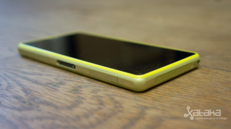 Sony Xperia Z1 Compact perfil