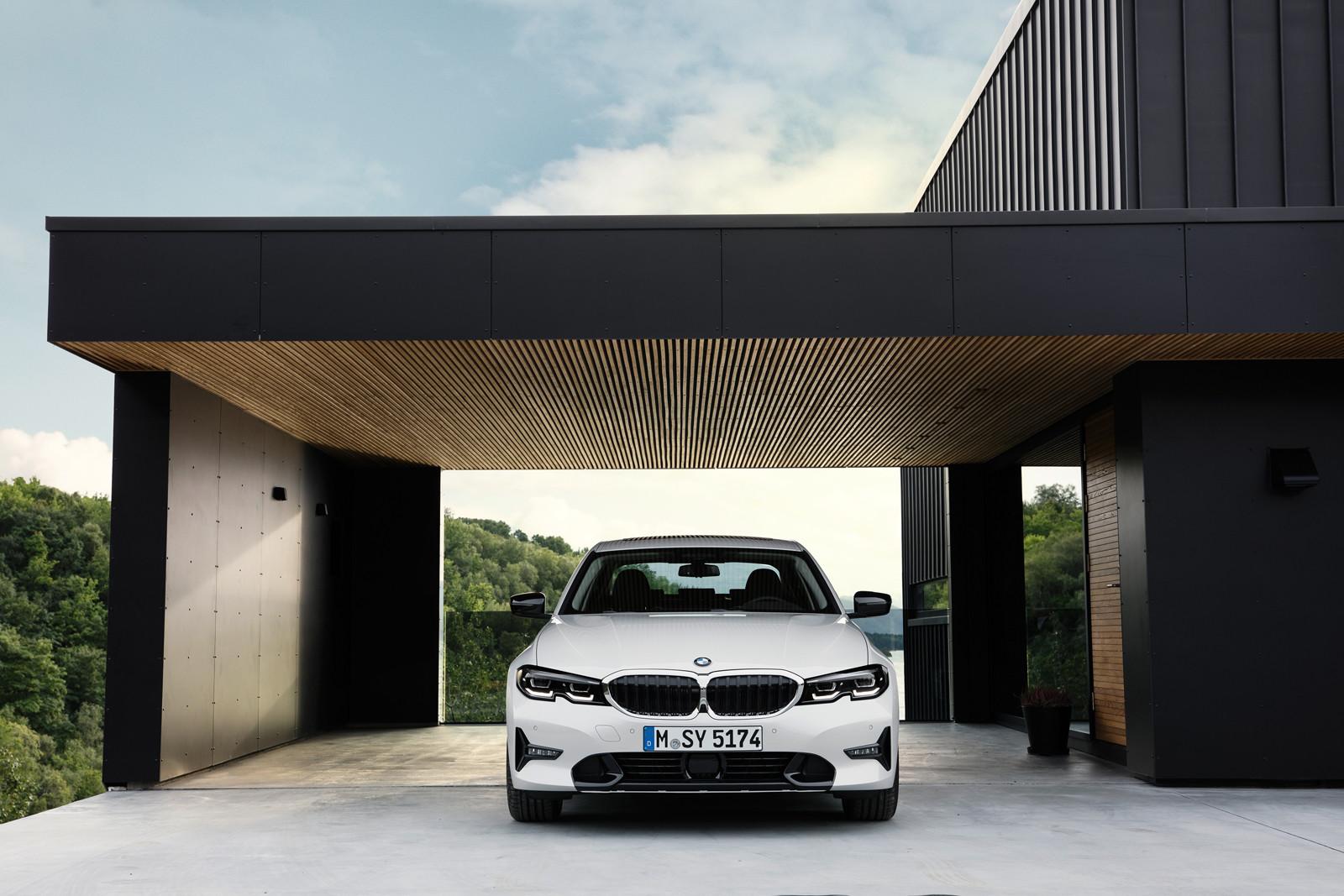 Foto de BMW Serie 3 2019 (53/131)