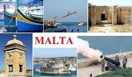 Malta para niños