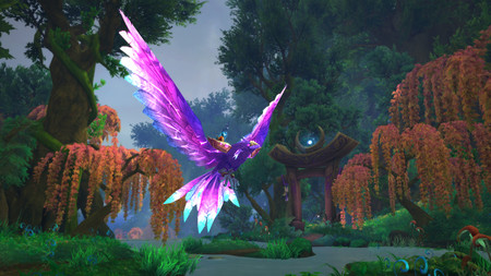 World Of Warcraft Alahechizo Violeta